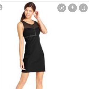 KENSIE black shift dress